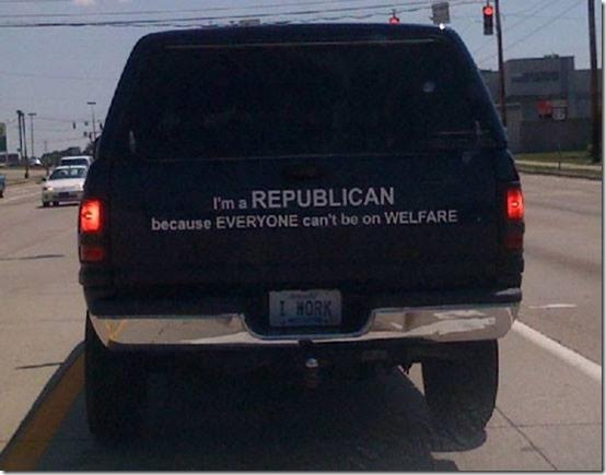 Wisdom Republican supports welfare