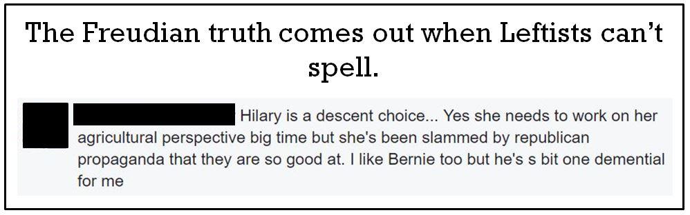 Dementia Bernie
