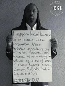 Israel supporting it