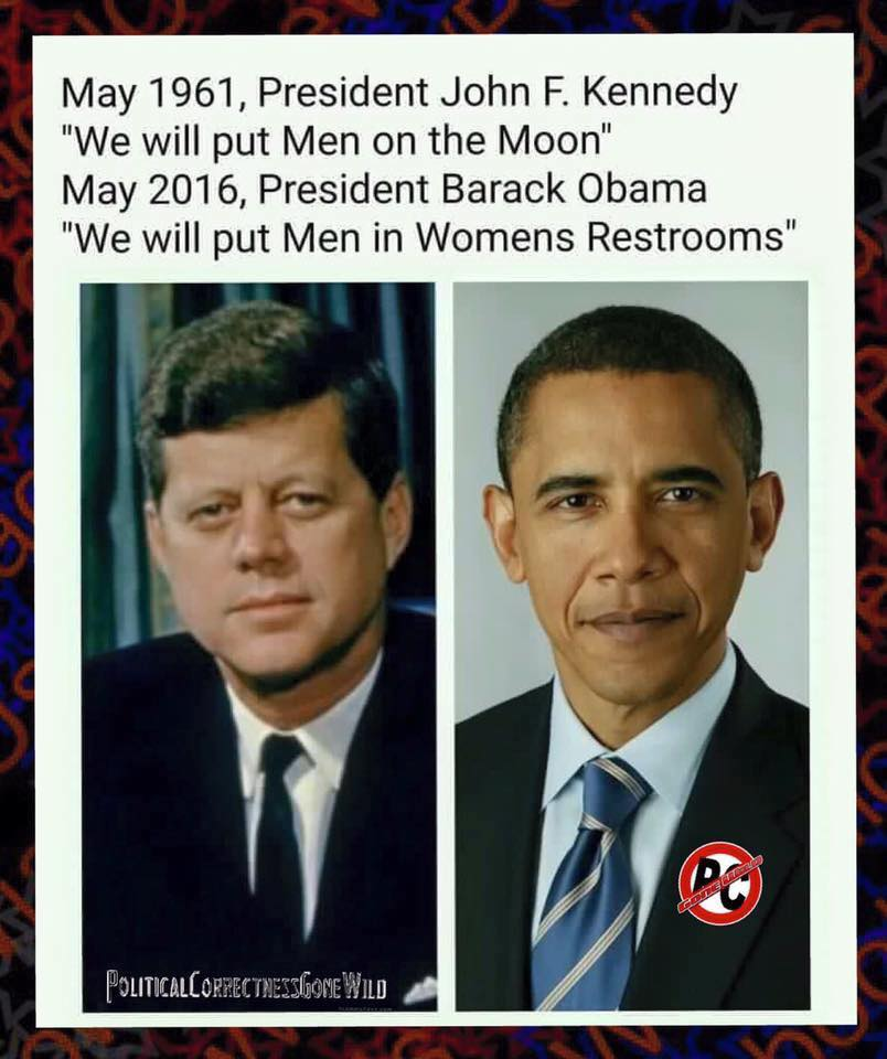 Obama legacy bathrooms