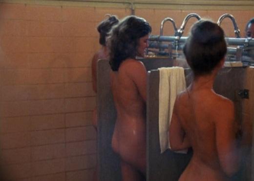 Women in shower