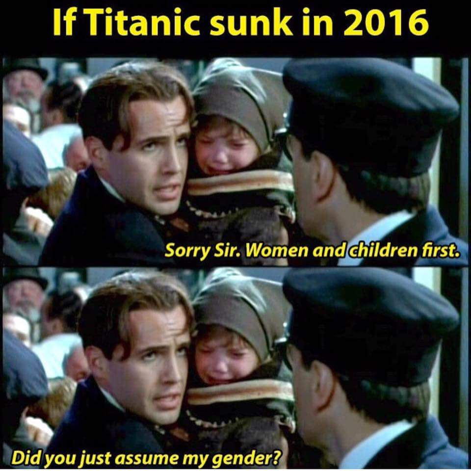Gender Titanic