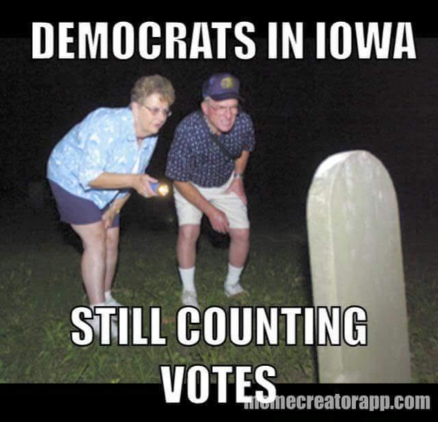 Democrats and voter fraud