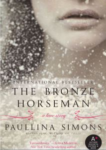Cover -- the Bronze Horseman