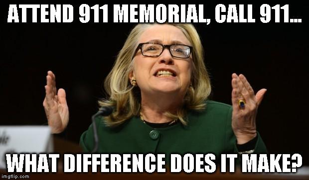 Hillary fainting