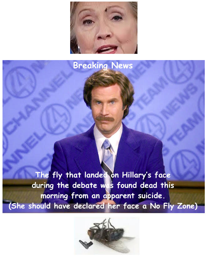 Hillary face no-fly zone
