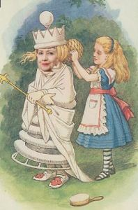 The White Queen Hillary