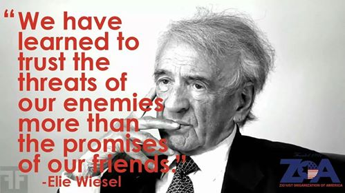 wisdom-wiesel-on-threats-of-enemies