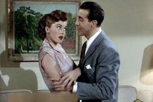 """Baby, It's Cold Outside,"" premiered in 1949, in ""Neptune's Daughter."""