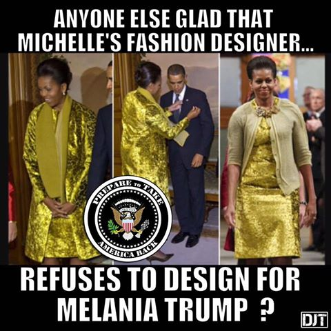 stupid-leftists-michelles-fashion-designer