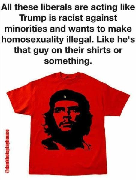 stupid-leftists-celebrate-che