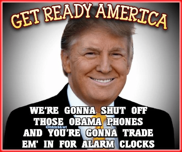 trump-no-phones-alarm-clocks