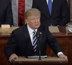President Trump's great speech State of The Union