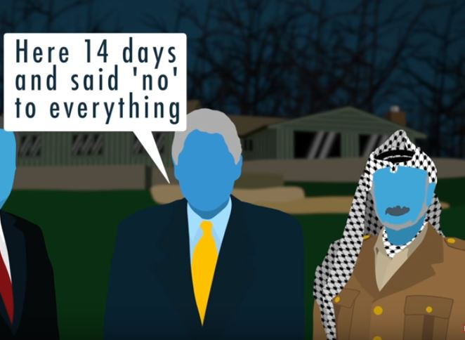 arafat Palestinians