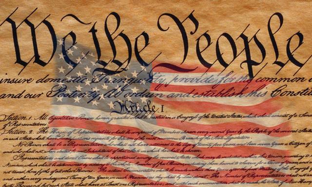 The Originalism v Living Constitution fight