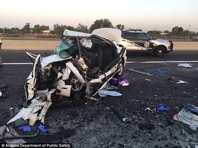 Car Accident In Phoenix Az Saturday
