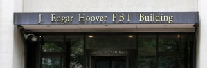 FBI Comey J. Edgar Hoover Building Federal Bureau of Investigation