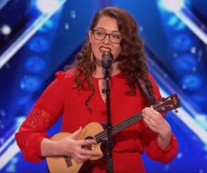 Mandy Harvey deaf singer