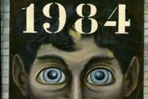 George Orwell 1984 Orwellian