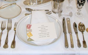 David Brooks Pretention Formal Place Settings