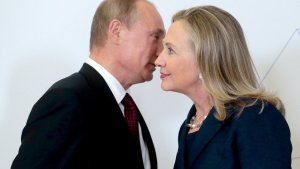 Russia Collusion Hillary Putin bribes reveal Trump Derangement Syndrome