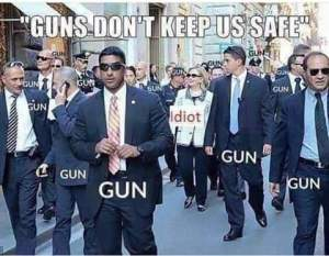 Second Amendment keeps us safe