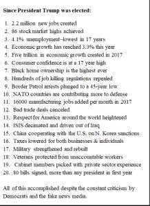 Trump success illustrated edition