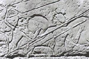 Egypt Bronze Age Collapse 1177