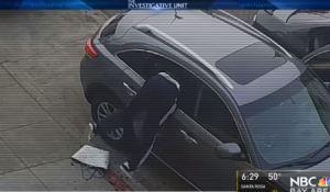California San Francisco Car Theft
