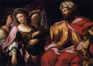 Purim Esther Asuherus