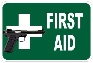 Second Amendment first aid