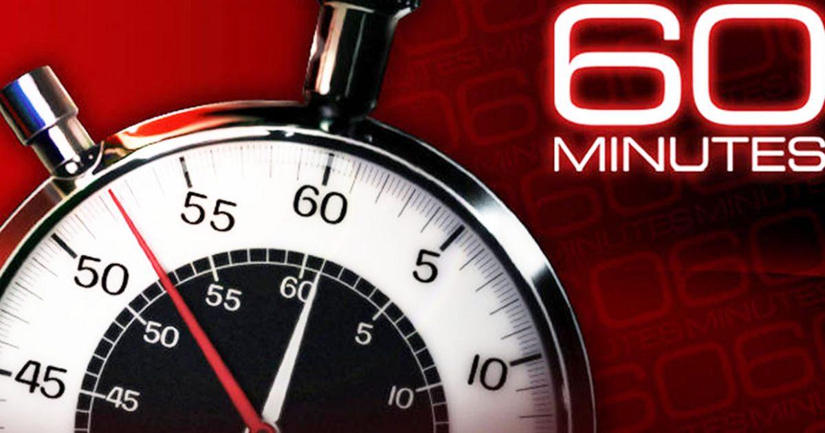 60 Minutes Logo