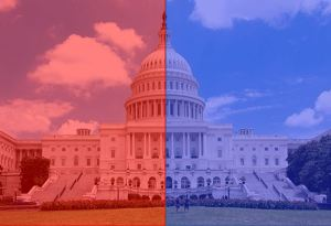 Democrat-majority House Divided Congress