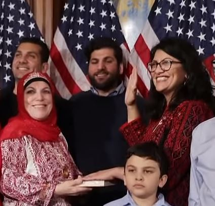 Leftists Rashida Tlaib Congress