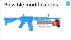 Assault Smirk