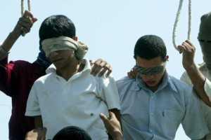 Iran's anti-gay laws