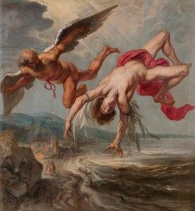 God Icarus Leftists
