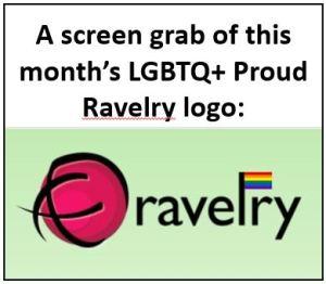 Ravelry LGBTQ Logo