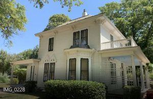 Kansas Eisenhower house