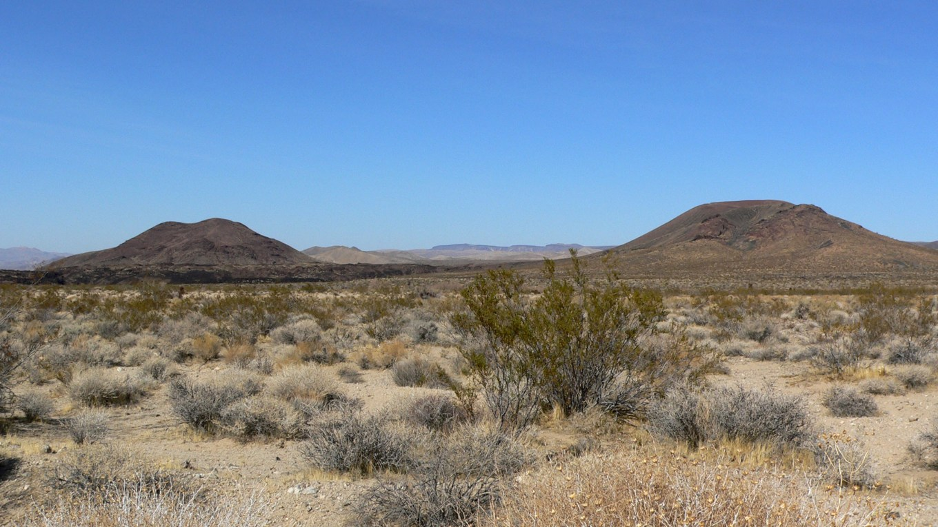 Mojave desert deserts arable land