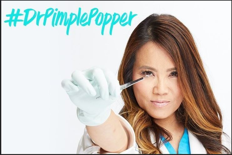 Infection Dr. Pimple Popper
