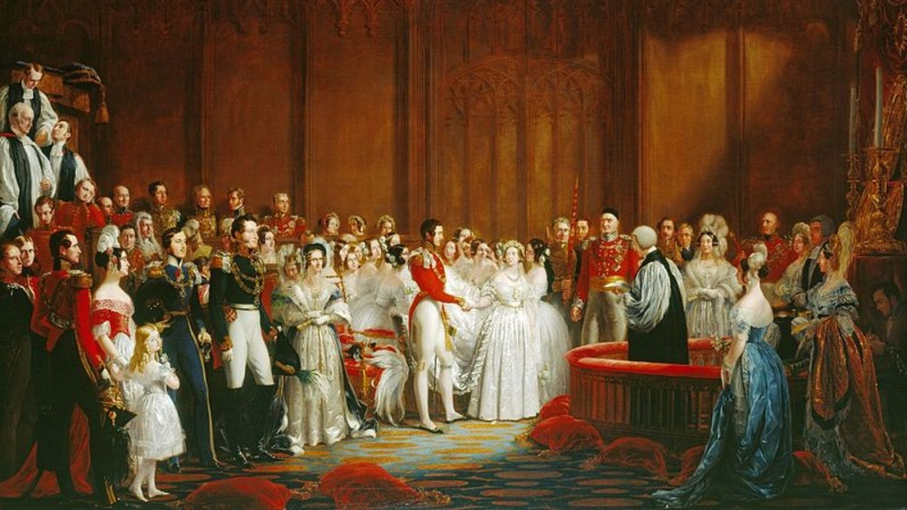 Victoria and Albert marriage happy wife happy life