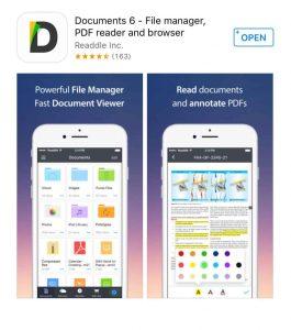 Doc 6 app