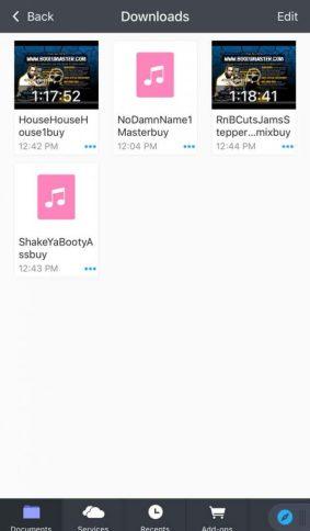 download folder open pic