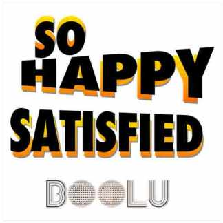 so happy satisfied artwork