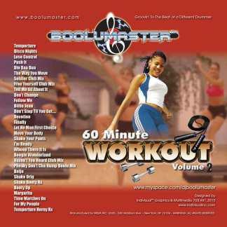 60 minute workout v2 playlist