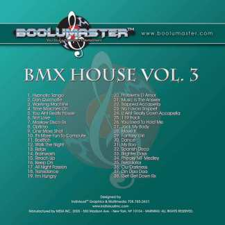 bmx house 3 playlist