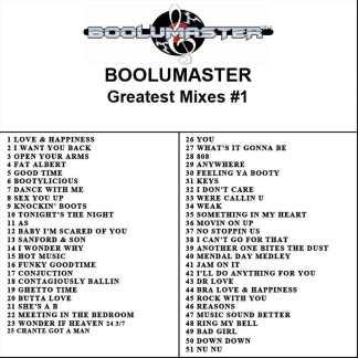 greatest mixes v1 playlist