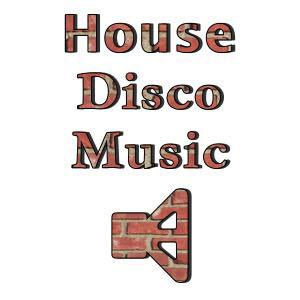 House & Disco Music Category art