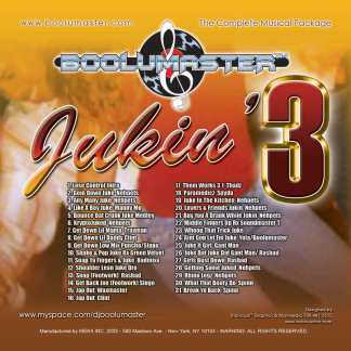 jukin 3 cover